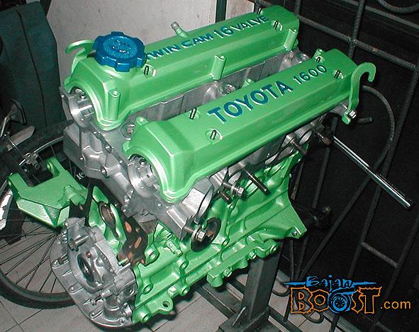 Corolla GTI pake 4A-GE AE86 16Valve